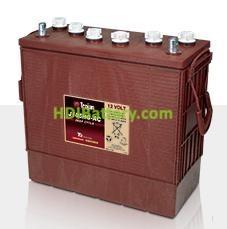 Batería de plomo ácido abierto Trojan J185HG-AC 12V 225Ah Ciclo Profundo