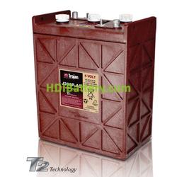 Batería de plomo ácido abierto Trojan J305P-AC 6V 330Ah Ciclo profundo