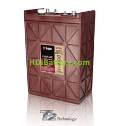 Batería de plomo ácido abierto Trojan L16P-AC 6V 420Ah Ciclo profundo