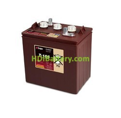 Batería de plomo ácido abierto Trojan T-105 6V 225Ah Ciclo profundo