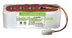Batería de reemplazo para aspirador SAMSUNG VCR 8875