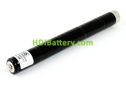 Bateria de reemplazo para linterna Streamlight SL-20XP