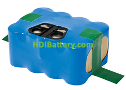 Batería de reemplazo para Robot Samba XR210