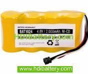 Batería de reemplazo para Scopemeter 120