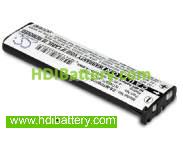 Batería de reemplazo para Walkie NTN8971 Motorola