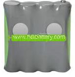 Batería de reemplazo para Walkie Topcom Twintalker 9100