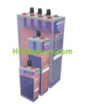 Batería estacionaria 24OPzS4200 Solar 2 Voltios 4200 Amperios C120