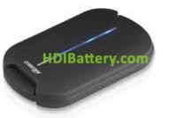 Batería externa para dispositivos móviles 5V-11200mAh Li-Pol