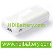 Batería externa para dispositivos móviles 5V-5200mAh
