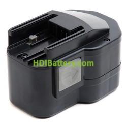 Batería herramienta inalámbrica 12V 1.5Ah AEG B12 ,B12.1, B12.2, B12.3, B1220 Atlas Copco 12 V B12Nicd