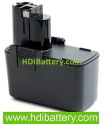 Batería herramienta inalámbrica 12V 1.5Ah Bosch , 2607335054, 2607335055, 2607335071, 3300K, 3305K, 330K Nicd.
