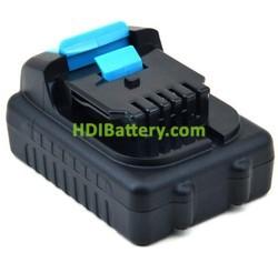 Batería herramienta inalámbrica 12V / 10.8V 2000mAh Dewalt DCT411S1 DCB121 DCB123 Li-Ion
