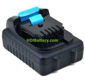 Batería herramienta inalámbrica 12V - 10.8V 2000mAh Dewalt DCT411S1 DCB121 DCB123 Li-Ion