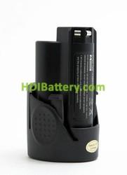 Batería herramienta inalámbrica 12V 1500mAh Milwaukee M12 , C12B