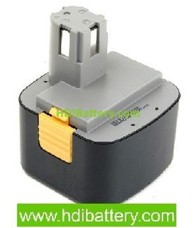 Batería herramienta inalámbrica 12V 2.5Ah Panasonic EY9006B, EY9106, EY9106B, EY9005B, EY9006B, EY9106B