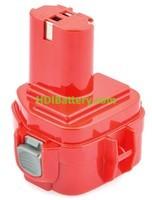 Batería herramienta inalámbrica 12V 3Ah Makita 1050D ,Klauke ESG50, ESG85, RA5,  NimH.