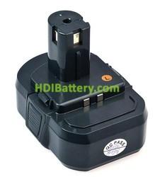 Batería herramienta inalámbrica 14.4V 1500mAh Ryobi LCD1402,LCDI1402,BPP1417 Lithium-Ion
