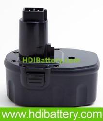Batería herramienta inalámbrica 14.4V 2Ah Berner ,Dewalt DE9038, DE9091, DE9092, DE9094Nicd