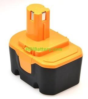 Batería herramienta inalámbrica 14.4V 2Ah Ryobi RY6201, RY6202,BPP1417, BPP1413 NiCd.