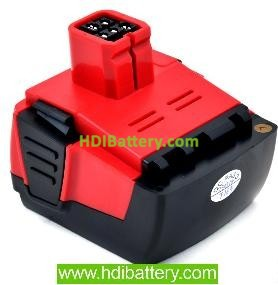 Batería herramienta inalámbrica 14.4V 3000mAh Hilti144-A, 144-A, B144-B14, B144B14 Lithium