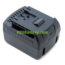 Batería herramienta inalámbrica 14.4V 3Ah Bosch 2607336078, 2607336149, Lithium-Ion
