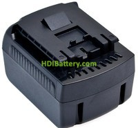Batería herramienta inalámbrica 14.4V 4Ah Litio-Ion Bosch 2607336077, 2607336078, 2607336143, 2607336149, 2607336150