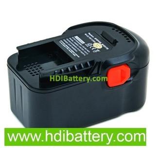 Batería herramienta inalámbrica 18V 2Ah AEG, BKS 18, BS 18G, BS 18GMJ,BSB 18 STX-R,BSB 18G, B1814G, B1817G