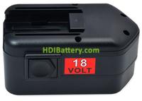 Batería herramienta inalámbrica 18V 3Ah AEG BXL18, Milwaukee 9099-23