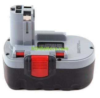 Batería herramienta inalámbrica 18V 3Ah Bosch 13618,1644K, 1659RK, 1662 NimH.