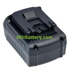 Batería herramienta inalámbrica 18V 3Ah Bosch Litio-Ion 2607336091, 2607336040, 17618, 25618