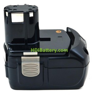 Batería herramienta inalámbrica 18V 3Ah Hitachi BCL1815 BCL1840 EB1814SL Lithium-Ion