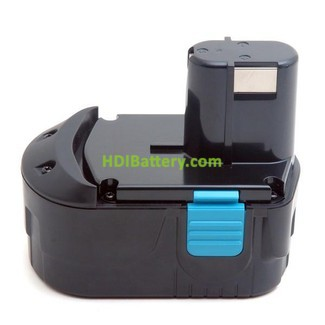 Batería herramienta inalámbrica 18V 3Ah Hitachi EB1820 EB1826HL EB1830H EB1830HL