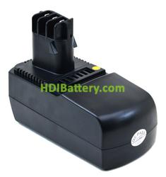 Batería herramienta inalámbrica 18V 3Ah Metabo BSZ18 Impuls, 6.25484, 6.2548400, D72622 Lithium-Ion