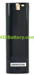 Batería herramienta inalámbrica 7.2V 2Ah AEG ABS10, ABSE10,BS2E, A10 NiMh