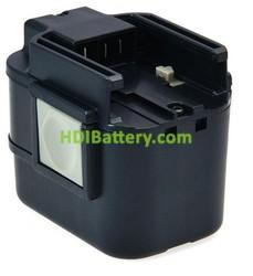 Batería herramienta inalámbrica 7.2V 3Ah AEG BS2E 7.2T NimH