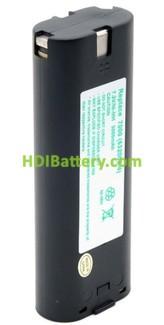 Batería herramienta inalámbrica 7.2V 3Ah Makita 7.2 V 3700D, Microfyn ML13 NimH