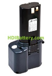 Batería herramienta inalámbrica 9.6V 1.5Ah AEG P9.6 (2nd Generation)