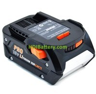 Batería herramienta inalámbrica AEG 18V 3Ah BBH 18, BS 18C, BS18 G2, BSB18 CLI Lithium-Ion