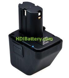 Batería herramienta inalámbrica para Würth 12 V 70291510 Nicd