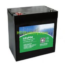 Batería LiFePO4 12.8 Voltios 85 Amperios PFS-LDP 12-85 260x169x218 mm