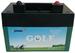 Batería LiFePO4 para carro de golf 12 Voltios 24 Amperios