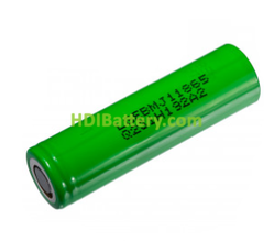 Batería litio-ion LG INR18650-MJ1 3.7V 3500mAh - 10A