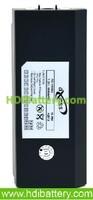 Bater�a para mando de grua 7.2V 1500mAh Hiab XS Drive