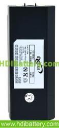Batería para mando de grua 7.2V 1500mAh Hiab XS Drive