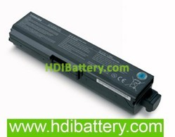 Batería ordenador portátil 10.8V 9200mAh Toshiba Portege T130. T131. A660. A660-11M.