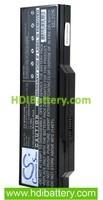 Batería ordenador portátil 11.1V 6600mAh Medion Akoya E8410, Akoya P7610, Akoya P8610, Akoya P8611, Akoya P8612.