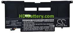 Batería ordenador portátil 7.4V 6800mAh Asus U X31E Ultrabook, U X31KI3517A