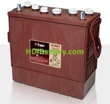 Batería para apiladora 12V 185Ah Trojan T185G-AC
