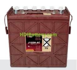 Batería para apiladora 12V 225Ah Trojan J185H-AC