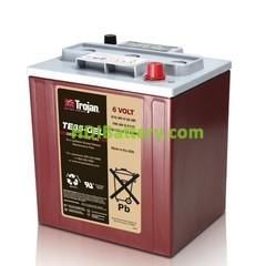 Batería para barredora 6V 210Ah Trojan TE35-GEL